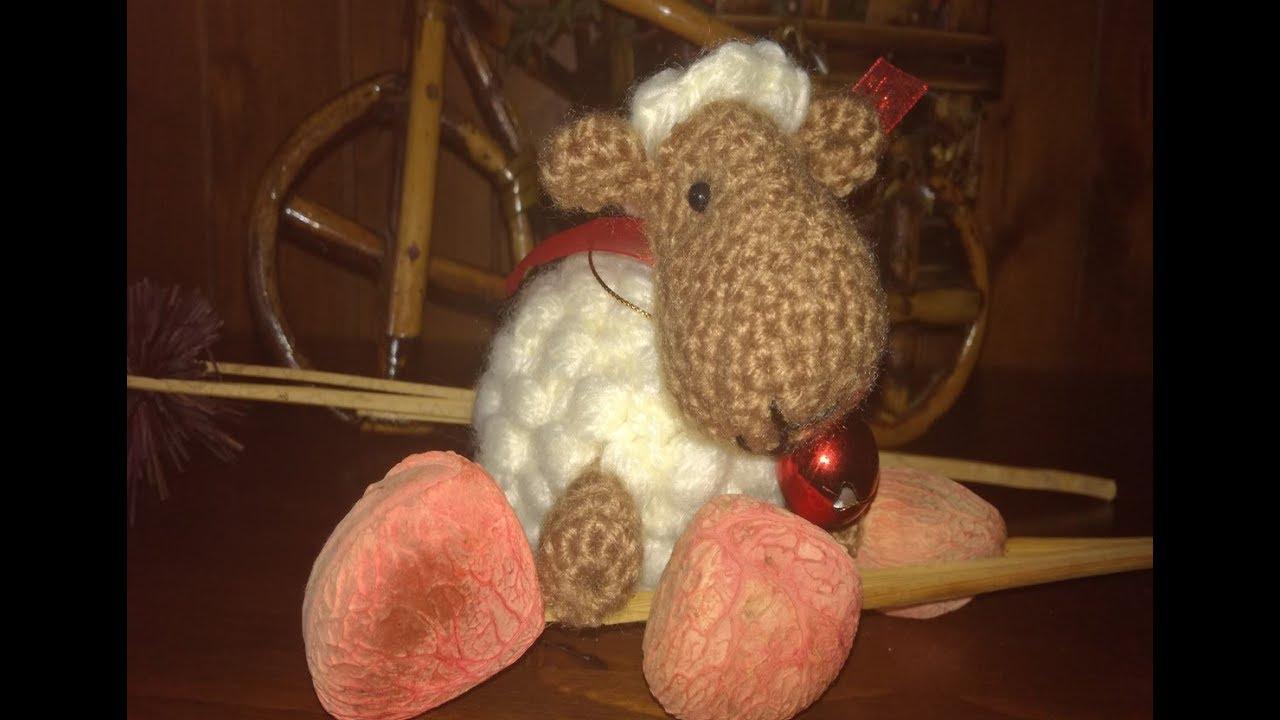 PATRÓN AMIGURUMI A CROCHET MUÑECA OVEJA ESPANOL – crochetconfetti   720x1280