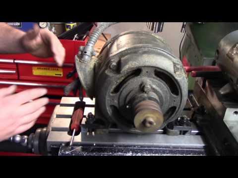"13"" Southbend Refurb: Motor"
