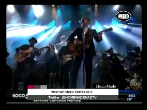 American Music Awards 2013 (Homemade 25.11.13)