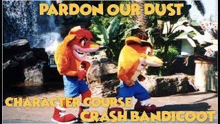 Character Course: Crash Bandicoot