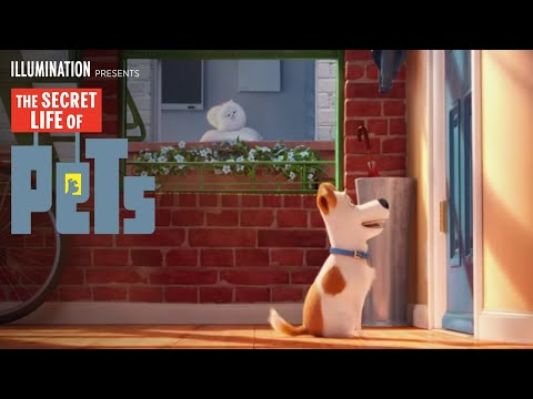 The Secret Life of Pets - Meet Max & Gidget (HD) - Illumination