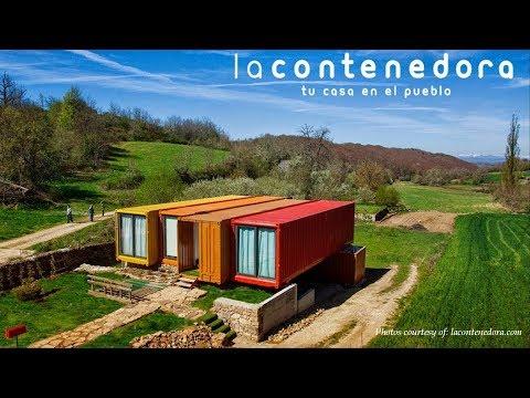 La Contenedora: Sergio Noguera Container House in Spain