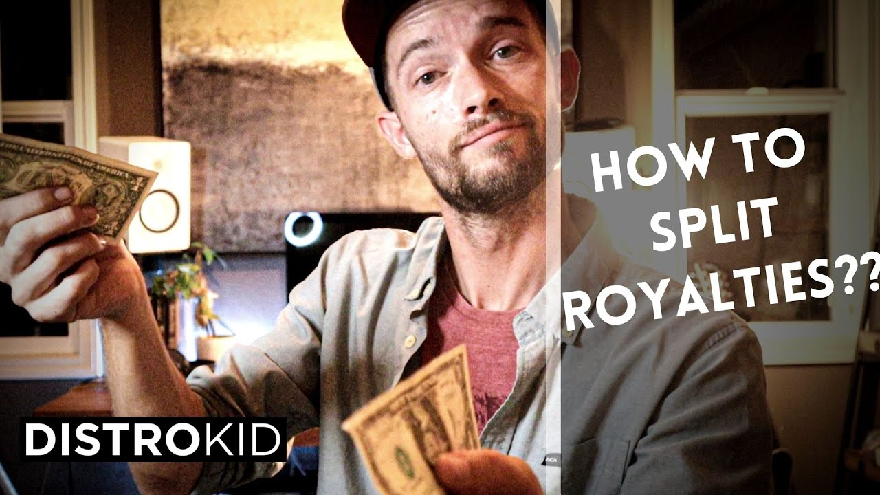 Royalty Splits: Technically how do I do it?