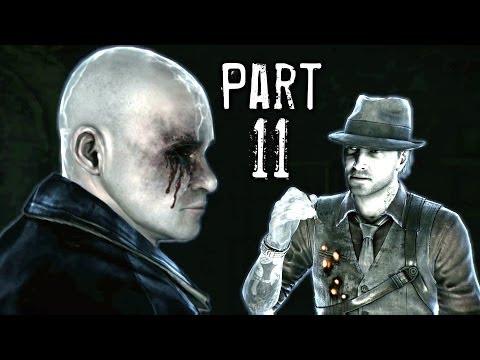 Murdered Soul Suspect Gameplay Walkthrough Part 11 - Baxter (PS4)