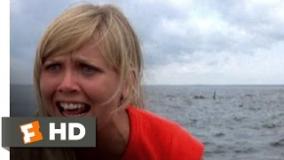 Jaws 2 (6/9) Movie CLIP - Swim Faster (1978) HD