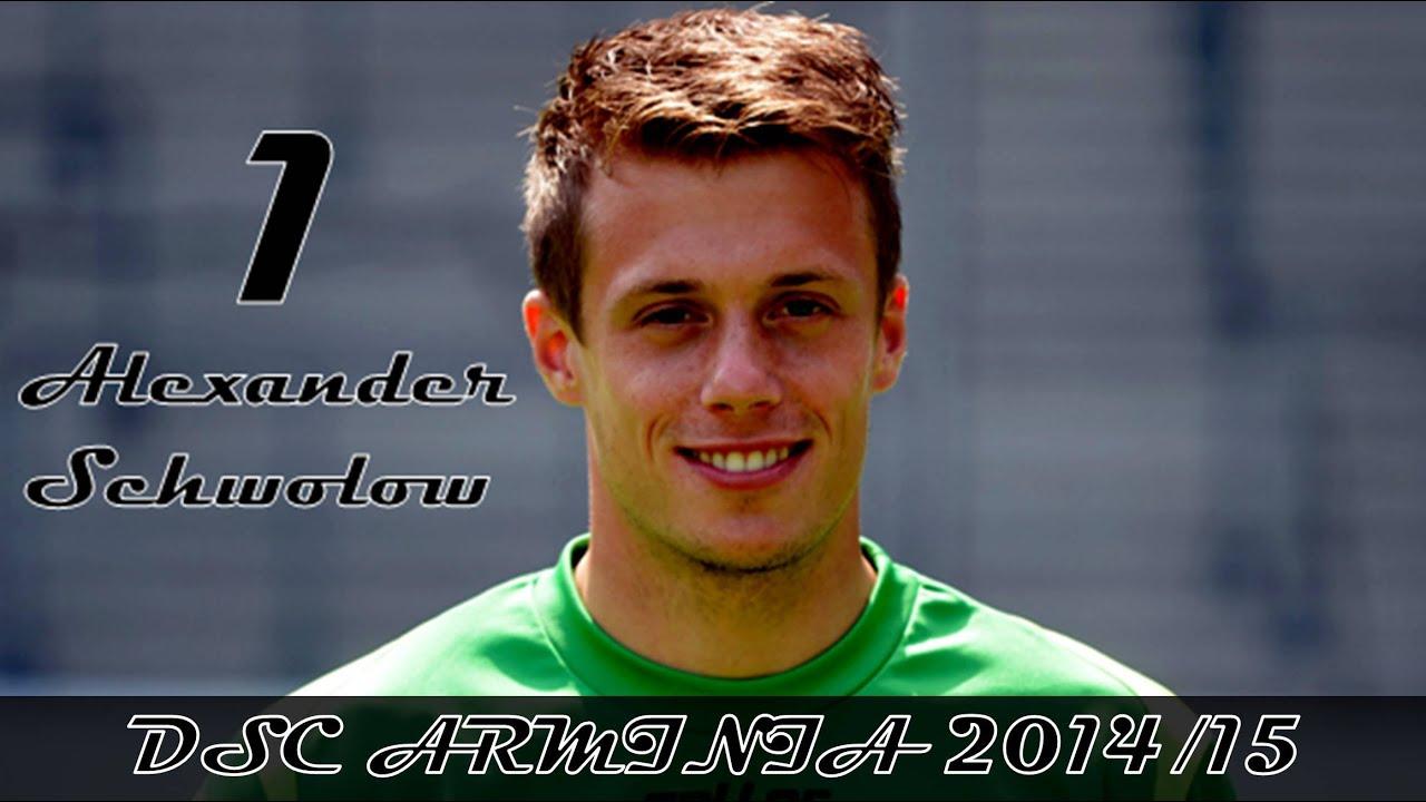 Download Alex Schwolow - Saison 2014/15   DSC Arminia Bielefeld