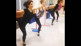 Уроки растяжки и балета