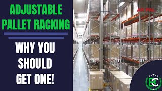 Adjustable Pallet Racking Explained | 🚚 Pallet Racking Suppliers 🚚 | APR Racking