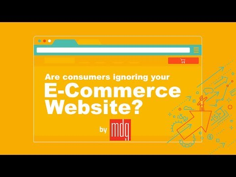 What Consumers Want from E-Commerce Websites [Infographic]