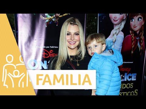Marjorie De Sousa No Habla De Su Ex Frente A Su Hijo | Familia | Telemundo Lifestyle