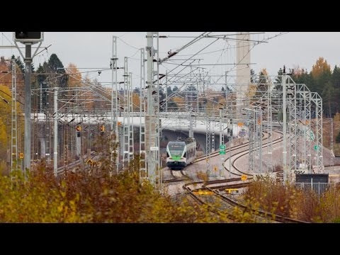[VR] Helsinki Ring Rail Line (Kehärata)