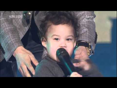 Tiger JK & T's Child : The Cutest Thing Ever!!