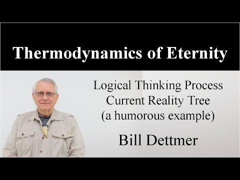 (En) Dettmer - Thermodynamics of Eternity - Thinking Process example