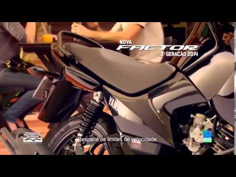 ►2014 NEW Nova New Yamaha YBR 125 Factor