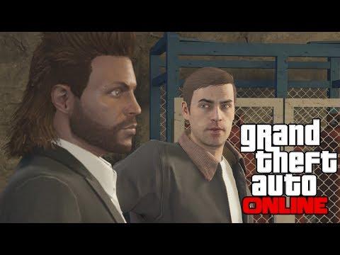 GTA 5 Online Multiplayer Gameplay - GTA Online Gunrunning - Chaos, Destruction, and Foolishness