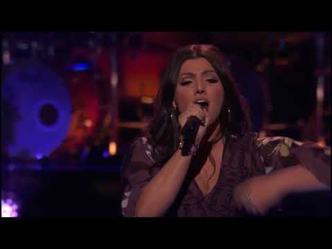 Knockouts - Mia Boostrom - Wade in the water - The Voice USA 2018.