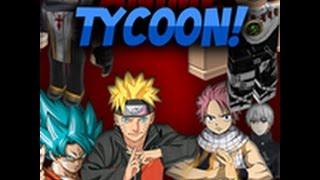 Codigos De Anime Tycoon (Roblox)