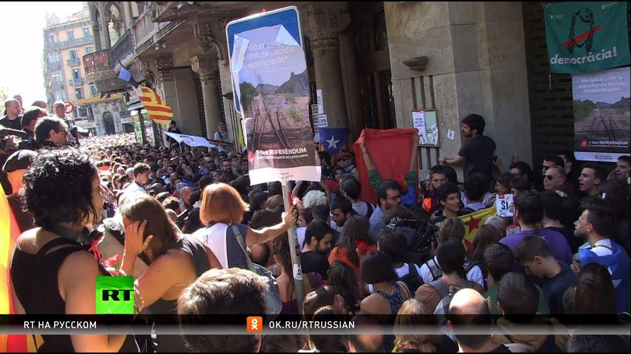 Это посягательство на демократию — каталонский чиновник о планах Мадрида сорвать референдум