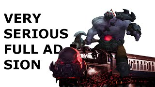 VERY SERIOUS FULL AD SION MONTAGE