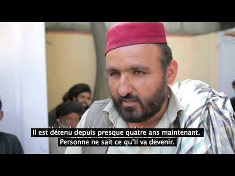 Afghanistan : aider les familles à reprendre contact