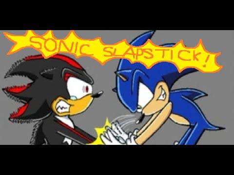 """Sonic Slapstick"" Comic Dub"