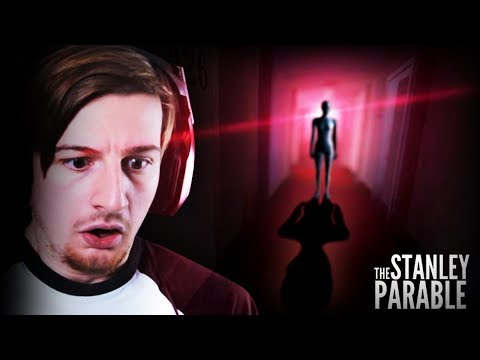 DO NOT BETRAY THE NARRATOR.. (Things get crazy) || The Stanley Parable (Part 2)