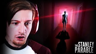 DO NOT BETRAY THE NARRATOR.. (Things get crazy) || The Stanley Parable (Part 2) thumbnail