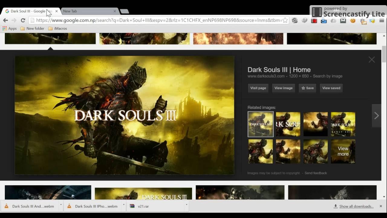 Dark Souls III PS3 : Download Dark Souls III For PS3 - YouTube