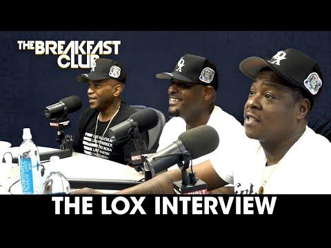 The LOX On Showmanship, Brotherhood, Dipset Verzuz + More