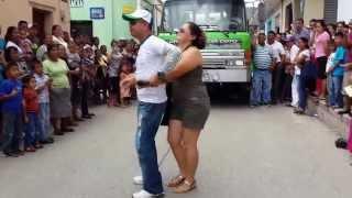Eduardo El Kamaleon - Feria de San Luis Jilotepeque, Jalapa 2013