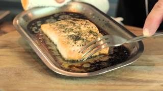 How To Bake Salmon In The Oven : Making Meals Delicious