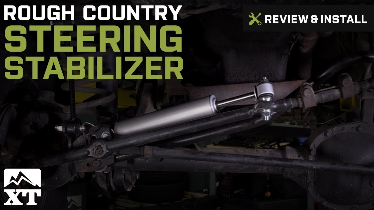 Jeep Steering Stabilizer