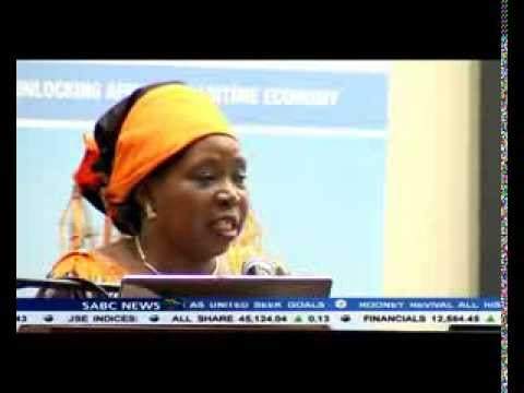 Development of Africa's maritime sector to be prioritised -- Dlamini-Zuma