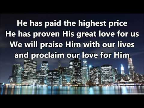 He is Faithful Bryan and Katie Torwalt with lyrics HD