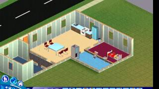 Let's Play The Sims Deluxe Edition Part 1: Welcome to the Neighbourhood!