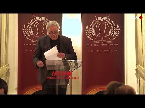 Ilan Pappe's keynote address at Palestine Book Awards 2017