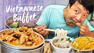 All You Can Eat VIETNAMESE BUFFET in Houston Texas