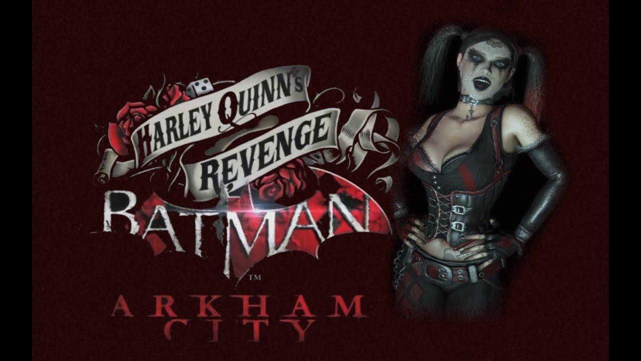 hard Batman Revenge