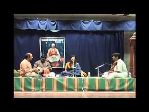 Parivadini Live- Visalakshi Nithyanand Neelakanta Sivan Cultural Academy 23 Mar 2014