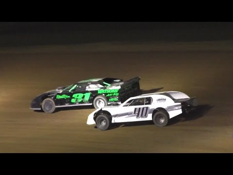 Street Stock Heat Three | McKean County Raceway | Fall Classic | 10-14-16
