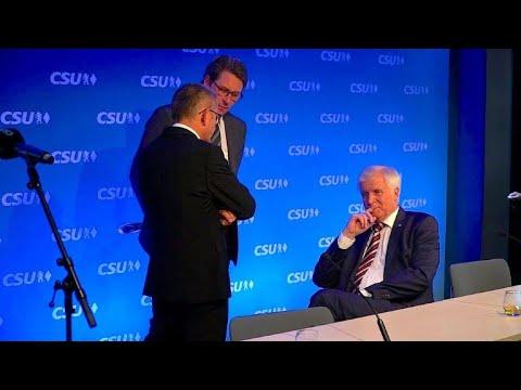 afpde: Neue Risse zwischen CDU und CSU