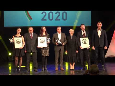 International Commercial Vehicles Awards 2020 In Bulgaria