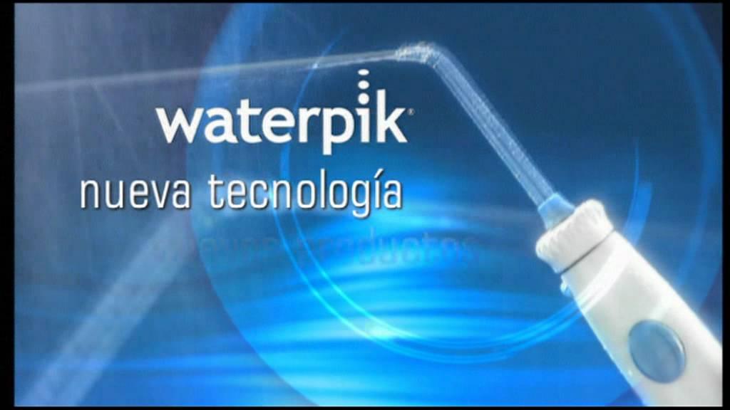 aparato de agua para limpiar los dientes