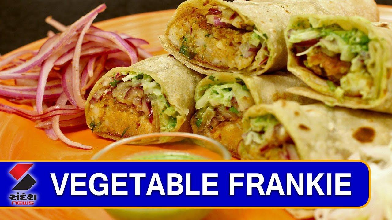 Vegetable frankie recipe khana khazana sandesh news youtube vegetable frankie recipe khana khazana sandesh news forumfinder Gallery