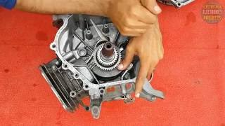 How to rebuild an engine honda.Honda gx240 rebuild. Honda generator repair part 1 of 3