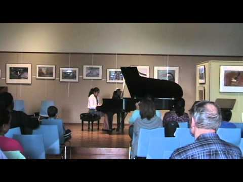 Recital Video - Page Music Lessons - Boston MA
