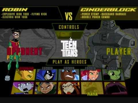Dave Plays Teen Titans Battle Blitz - YouTube