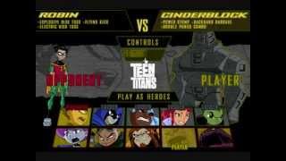 Dave Plays Teen Titans Battle Blitz