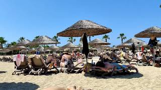 Турция без русских туристов ЖЕСТЬ возле бассейна Турция Алания