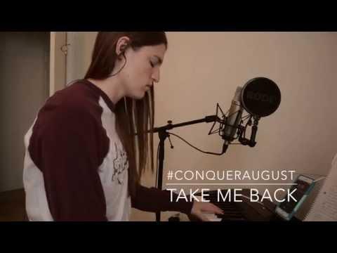Take Me Back - Melanie Anne (#ConquerAugust - Day 17)